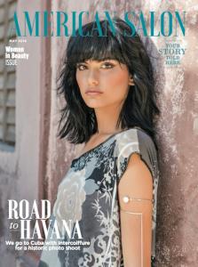 American Salon Cover
