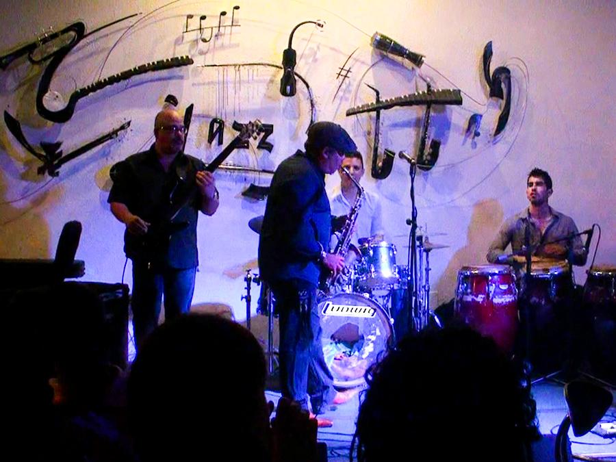 Jazz Café & Classic Car Tour